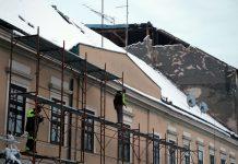 Građani obnavljaju kuće stradale u potresu