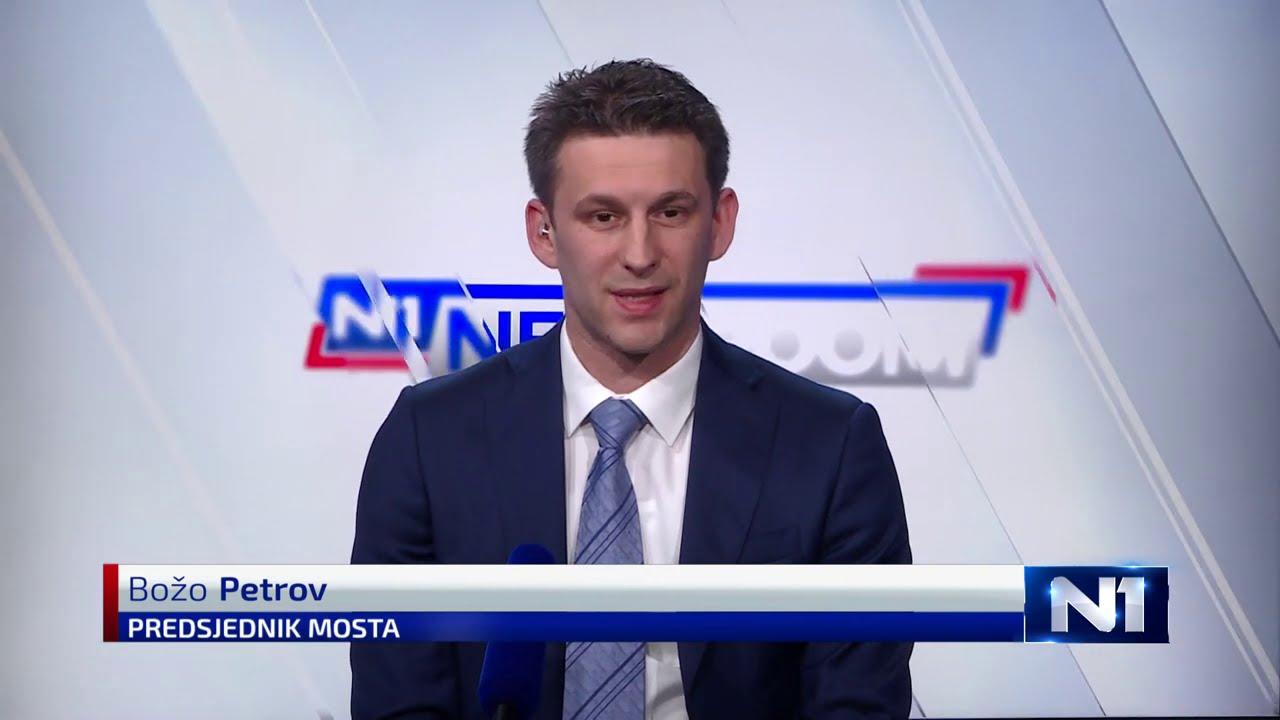Petrov: 'Troskot nije zaslužio napade, stavlja mu se u usta da komentira incident'