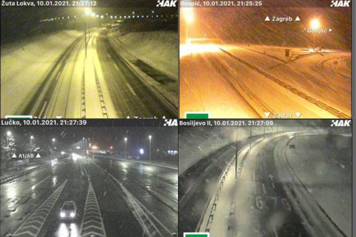 snijeg na cestama