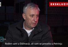 Demo iz Petrinje poručio političarima: 'Evo vam moja srušena kuća, sram vas bilo!'