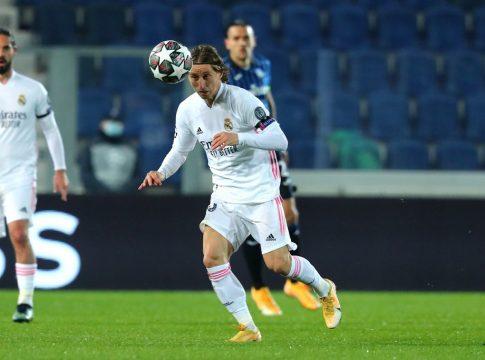 Modrić sjajno zabio u utakmici odluke kod Granade