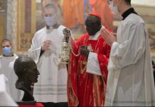 Kardinal Sarah služio misu za Stepinčevo u Rimu: 'Blaženi Alojzije Stepinac me zadivio'