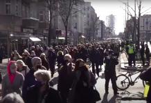 prosvjed Berlin