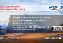 Hrvatska za život