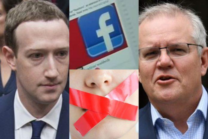 Zuckerberg facebook cenzura Morrison