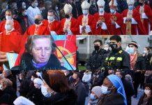 Lijevo-liberalni mediji napali dr. Markotić zbog sudjelovanja u molitvi vjernika na Stepinčevo