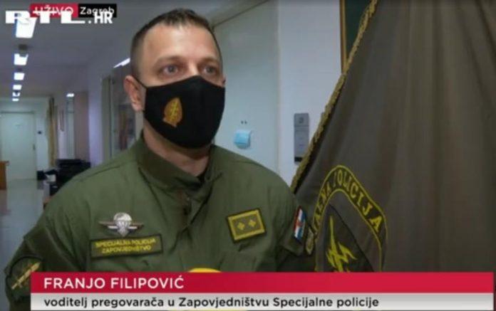 policijski pregovarač franjo filipović