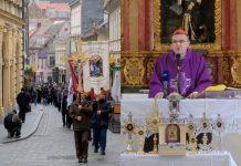 procesija zagreb kardinal bozanić