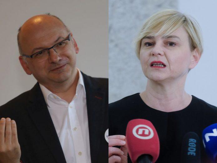 Sandra Benčić Dejan Jović