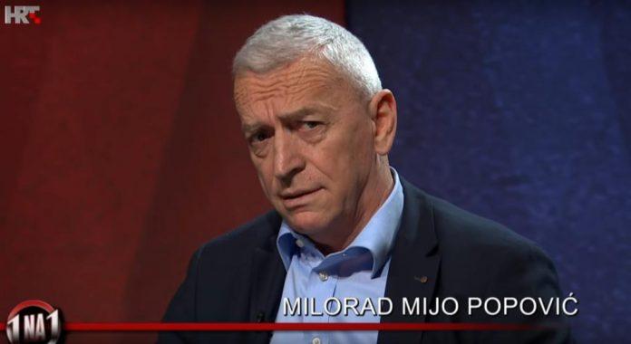 književnik milorad mijo popović