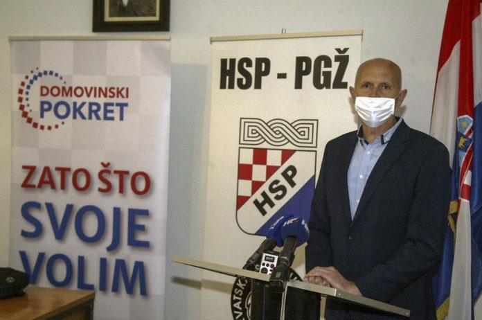 Rijeka: Domovinski pokret i HSP PGŽ-a predstavili svoje kandidate za lokalne izbore