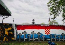 SDSS-ov načelnik Borova protiv murala u čast ubijenih hrvatskih policajaca: 'To je prst u oko'