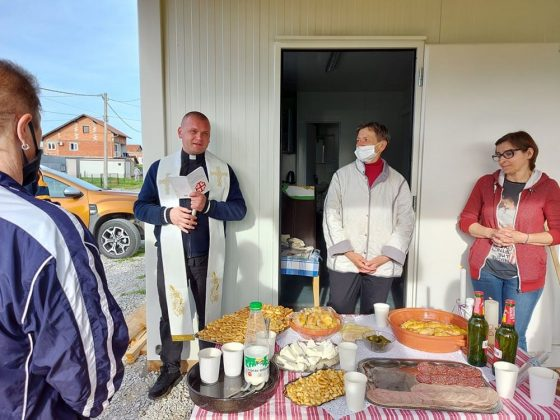 Djelatnici i volonteri Caritasa Sisačke biskupije