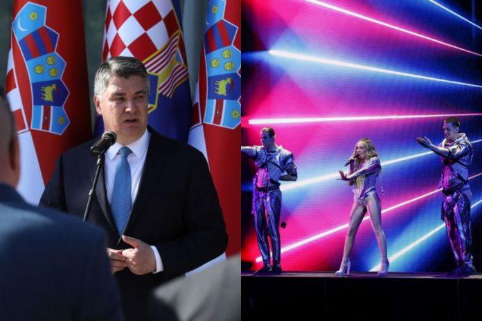 milanović eurosong