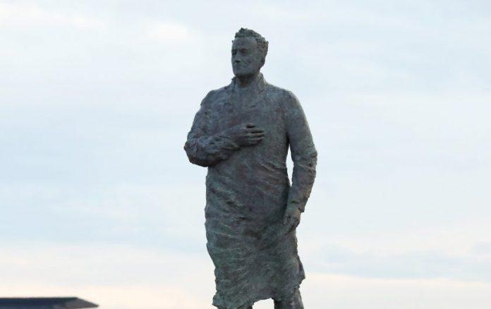 spomenik dr. Franji Tuđmanu