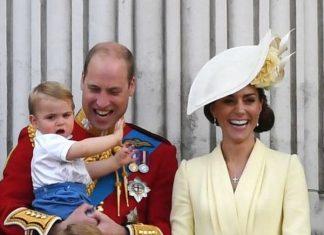 Kate Middleton i princ William