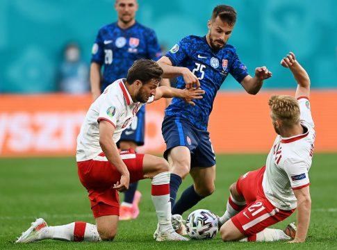 Euro 2020.: Slovačka šokirala Poljsku