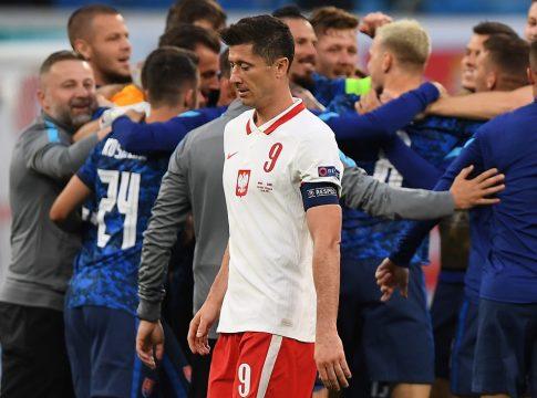 """Slovaci: """"Imali smo plan kako zaustaviti Lewandowskog i uspjeli smo"""""""