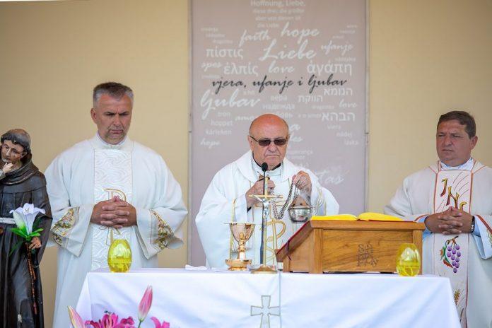 vikar mons. Marko Cvitkušić