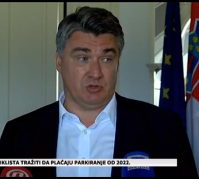 Milanović obišao solarno termalno polje i kotlovnice u Borovom Naselju