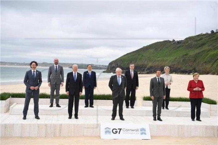 Zadnji dan summita G7