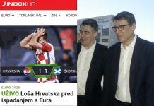 Index ponovno podcijenio reprezentaciju: Prisjetimo se pozivanja na bojkot u vrijeme Milanovićeve Vlade