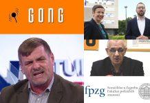 Fakultet političkih znanosti kao akademsko pokriće za Možemo i lijevo-liberalne udruge oko GONG-a