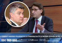 Šola: Milanović je za počasnog konzula RH postavio šefa njemačke energetske tvrtke, zašto?