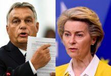Orbán odgovorio Von der Leyen: 'Sramotna je vaša izjava'