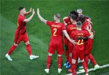 Belgija svladala Rusiju