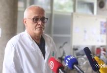 Zoran Vatavuk na izjavi za medije nakon ostavke