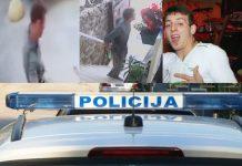 Aleksandar Nišević napad Split policija