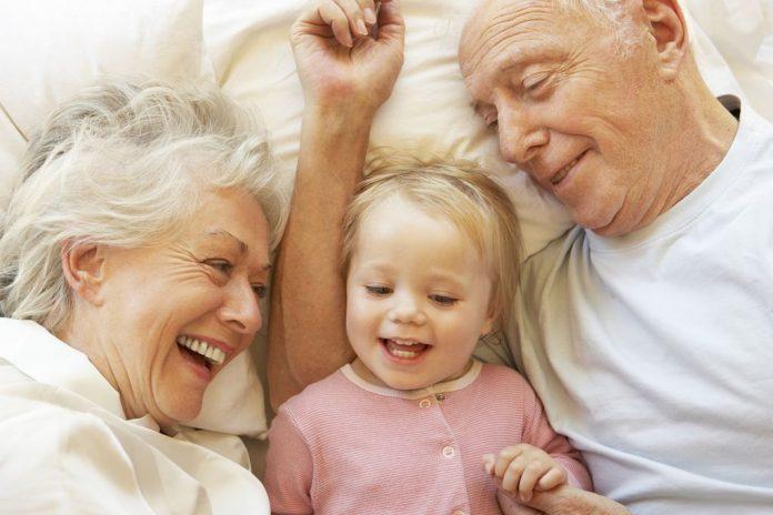 bake djedovi unuci