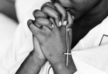 kršćani molitva