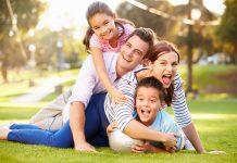 obitelj otac majka djeca