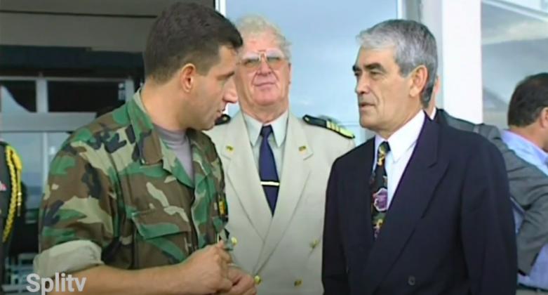 Ante Gotovina i Gojko Šušak