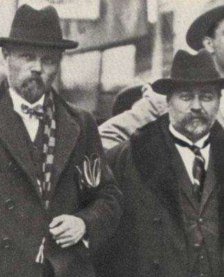 Stjepan Radić i Pavle Radić