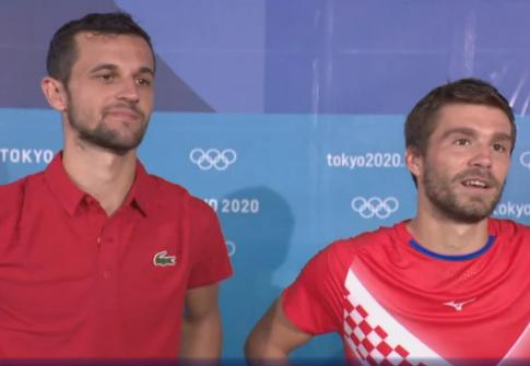 Oduševljeni Mektić: Dva hrvatska para u finalu, baš nestvarno to zvuči