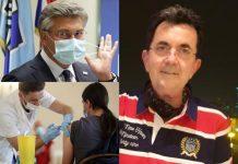 Prof. Miliša: Plenkovićeva namjera o obveznom cijepljenju za poduzetnike oblik je prinude i diskriminacije