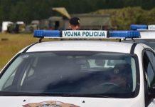 vojna policija morh