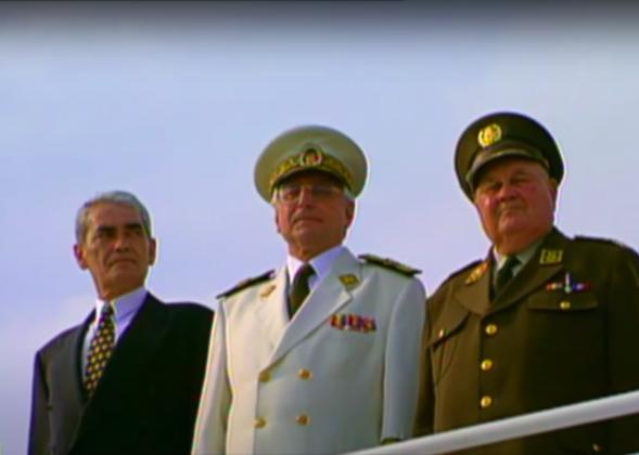 Franjo Tuđman, Gojko Šušak