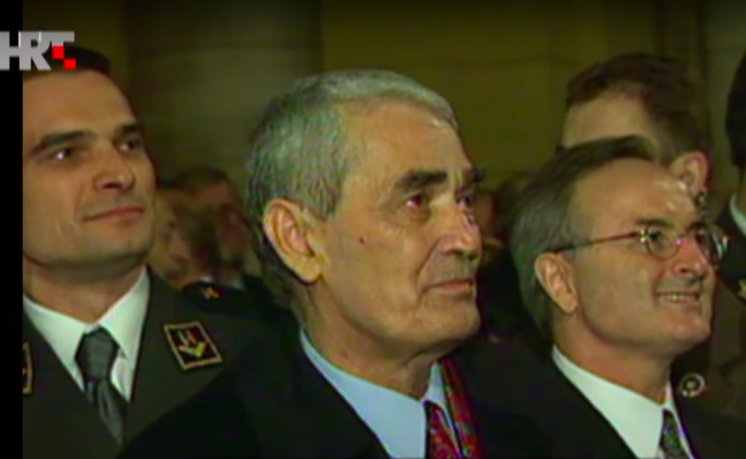 Gojko Šušak i Vladimir Zagorec