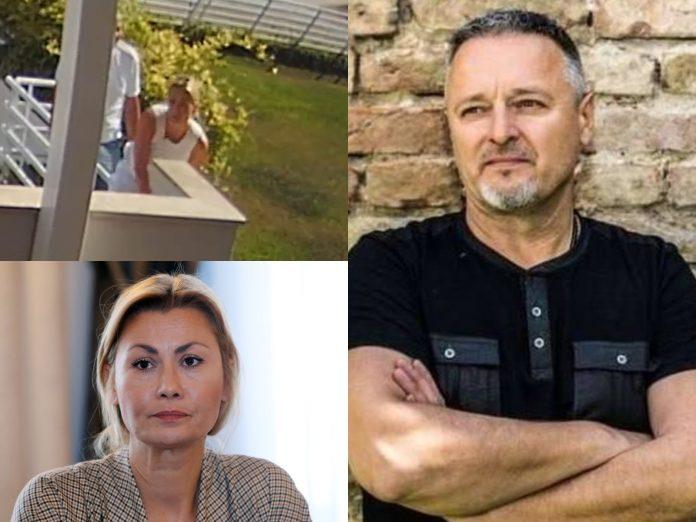 Marko Perković Thompson Danka Derifaj