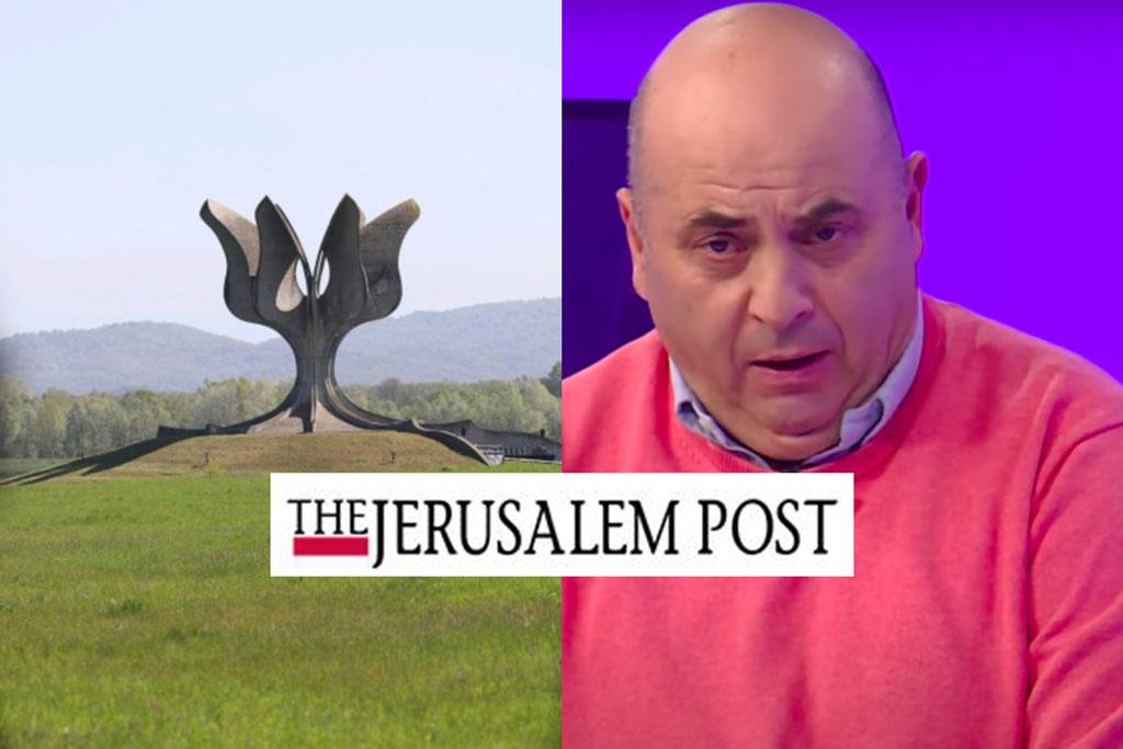 Jerusalem Post o Goldmanovom članku i politizaciji holokausta, Goldstein  opet o drobilici – narod.hr