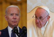 Biden Franjo pobačaj