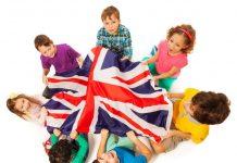 djeca u engleskoj