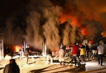 Najmanje 14 mrtvih u požaru u COVID bolnici u Tetovu