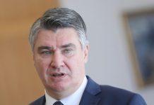 Milanović komentirao smjenu Burčula