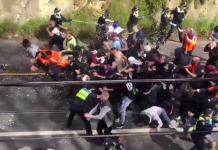 australija prosvjedi