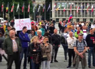 slovenija prosvjed